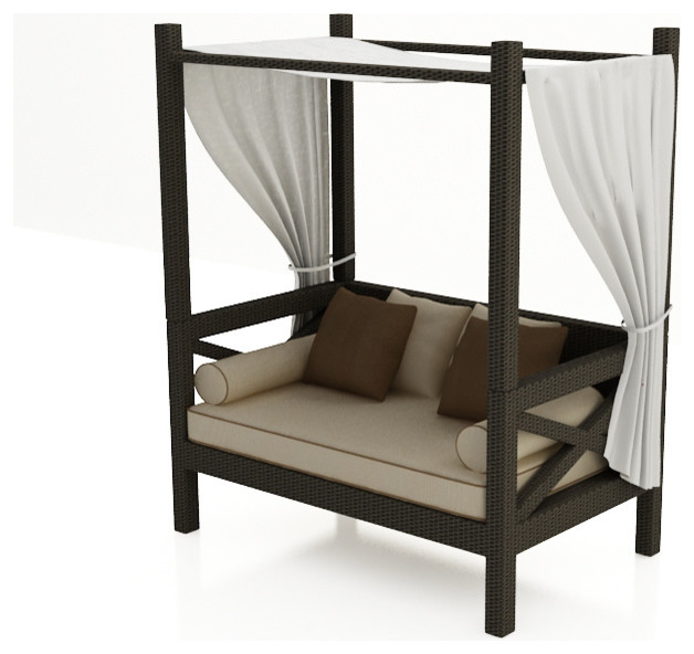Hampton Canopy Day Bed By Forever Patio Modern Outdoor