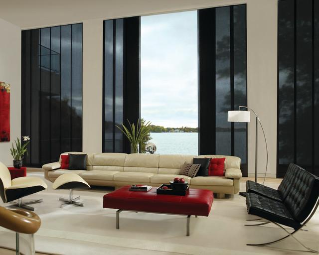 Sliding Panels contemporary-vertical-blinds
