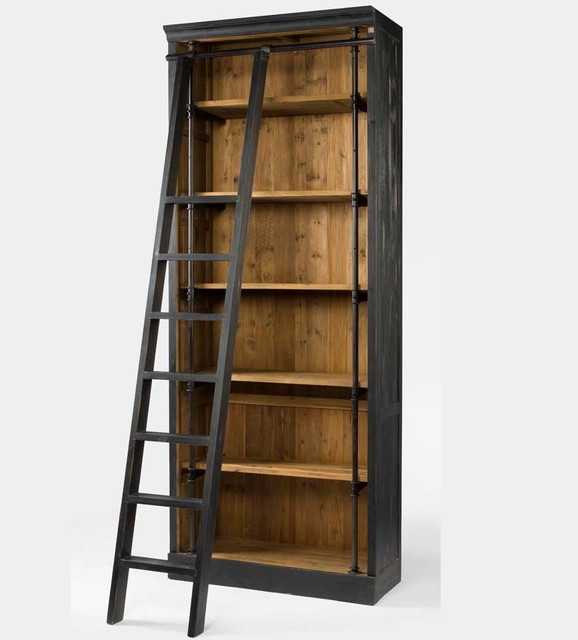 Reclaimed Wood Furniture - Rustic - Bookcases - new york ...