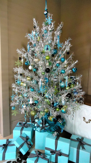 The Fashionista Christmas Tree eclectic