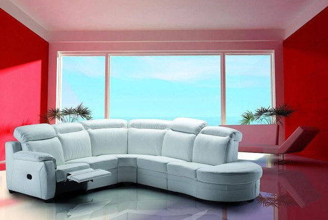 Advanced Adjustable Italian Sectional Upholstery contemporary-sectional-sofas