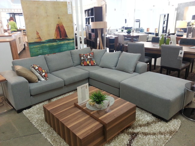 A small sample of what our friends on the west coast are for Modern living room furniture vancouver