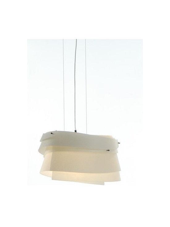 Fambuena - Ossy 55 Pendant Light   Fambuena - Design by Cristian Malisan, 2006.