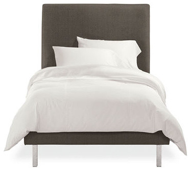 Ella w/Stainless Steel Bed modern-beds