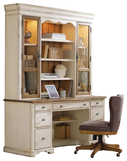 Hooker Furniture Chic Coterie Computer Credenza with