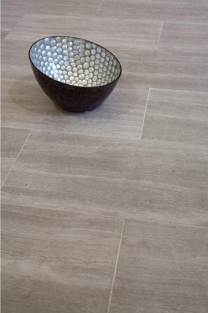 Athens Silver Cream Marble Tile $5.95/sf contemporary floor tiles