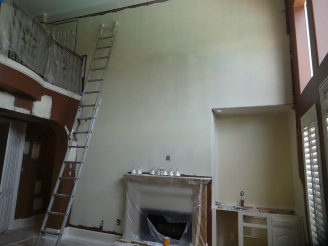 House painting, AT ITS FINEST  living room