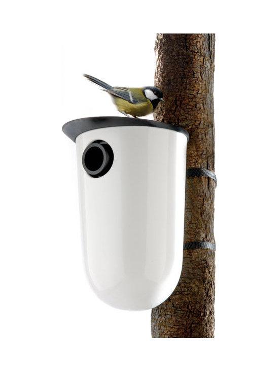Bird Box, White -