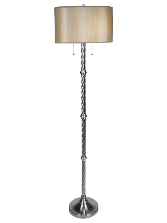 """70""""H Emerson Floor Lamp - 70""""H Emerson Floor Lamp: Decorate your home and office with this beautiful and elegant product - Emerson Floor Lamp. Express yourself with this affordable decor that adds a special touch to any room!"""