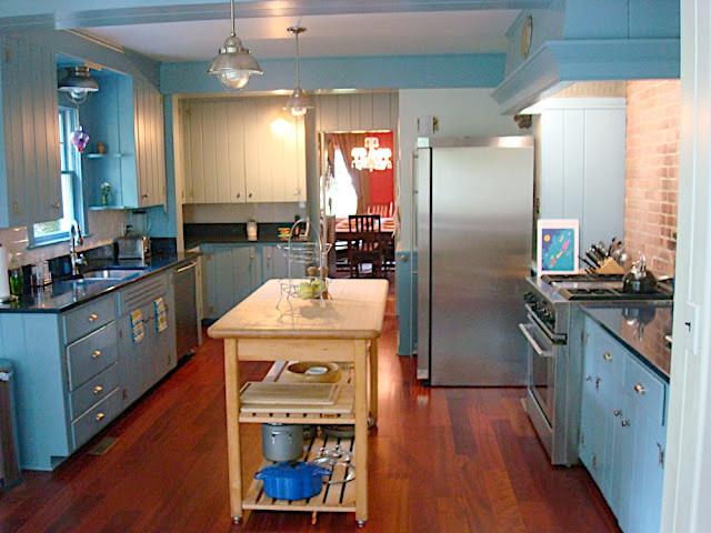 Kitchens asian