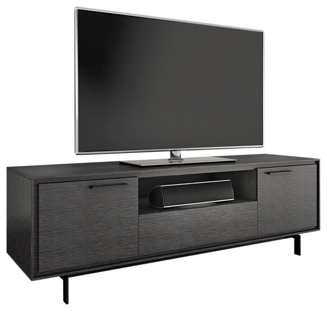 Signal Tall Entertainment Center - Modern - Entertainment Centers And Tv Stands