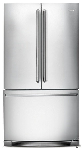 Electrolux IQ-Touch Series Counter-Depth French-Door Refrigerator contemporary-refrigerators-and-freezers