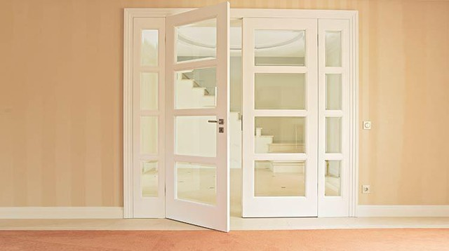 Interior Doors with Glass Inserts 640 x 358