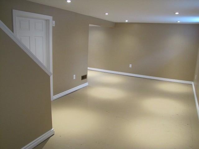 Chermark Renovations -  Basements contemporary-basement