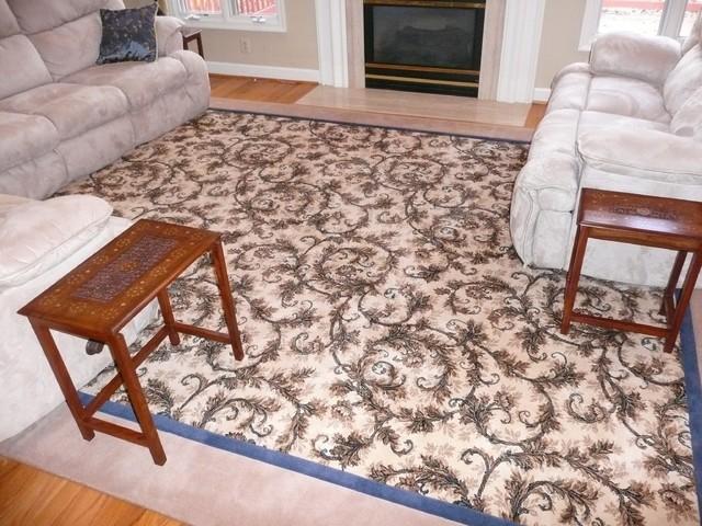 Custom Area Rugs modern-rugs