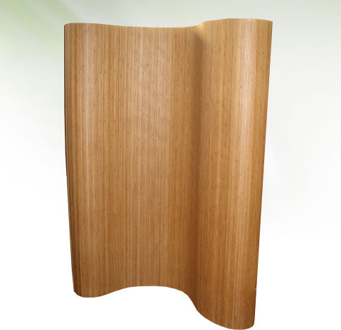 Boom - Bamboo Room Divider contemporary screens and wall dividers