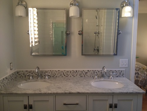 Need Bathroom Sink Mirror Sconce Advice Asap