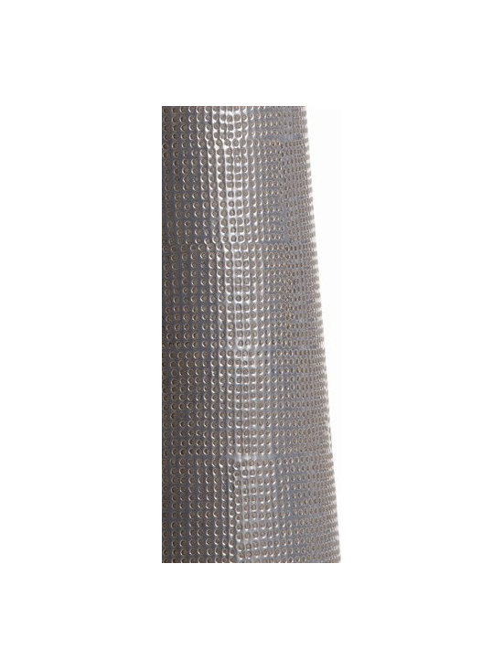 Arteriors Ross Slate Dot Mesh Porcelain Lamp - Ross Slate Dot Mesh Porcelain Lamp