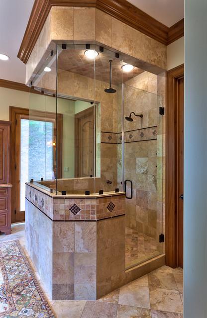 Cove Palace traditional-bathroom
