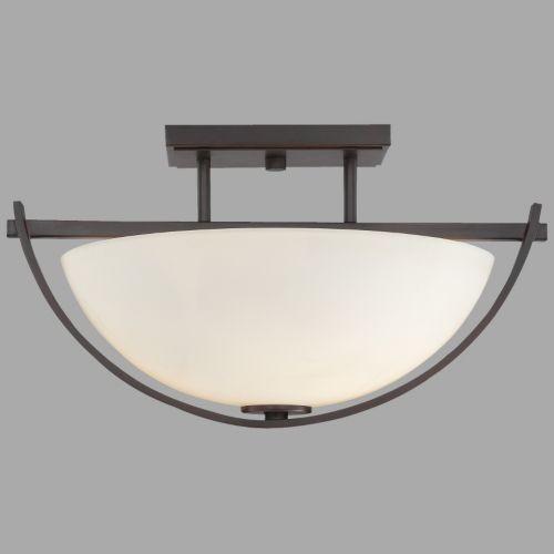 Galante Semi-Flushmount by Minka-Lavery contemporary-ceiling-lighting
