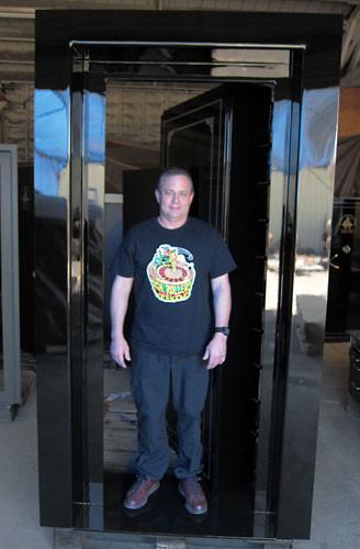 Vaults & Vault Rooms storage-and-organization