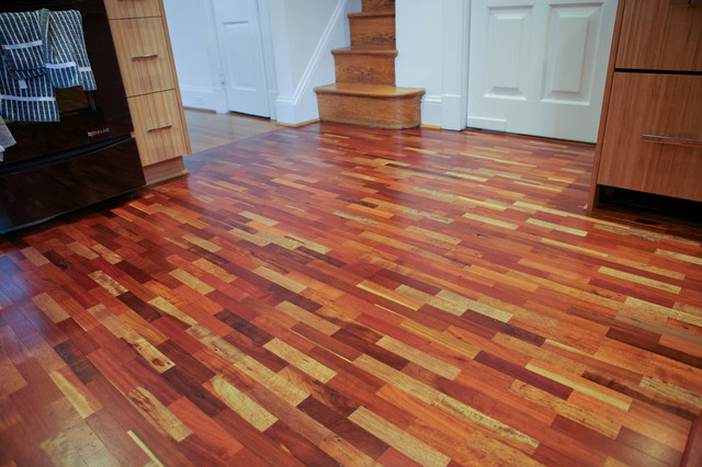 Custom Woodwork  wood flooring