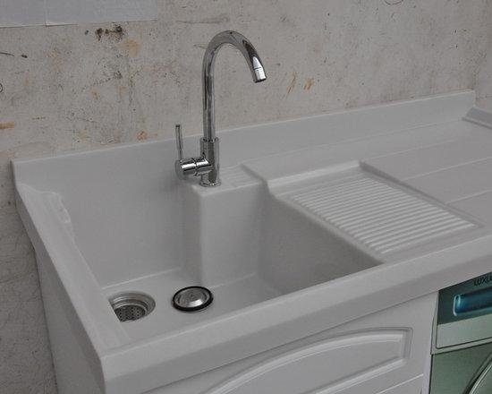 New Laundry sinks design -