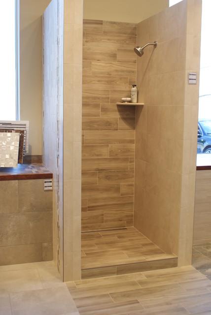 Oaks and Revival Series modern-bathroom