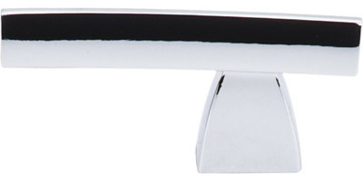 """Arched Knob/Pull 2 1/2"""" - Polished Chrome modern-cabinet-and-drawer-knobs"""