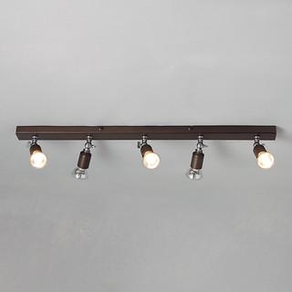 Churchill 5 Spotlight Ceiling Bar Modern Track