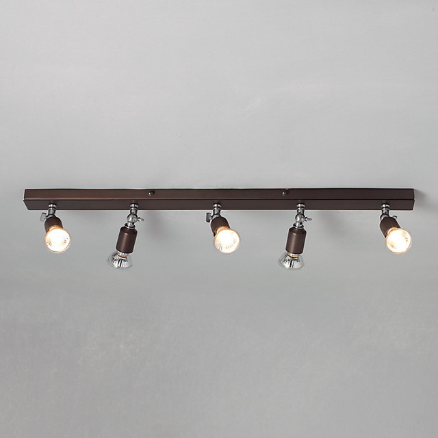 Churchill 5 Spotlight Ceiling Bar - Modern - Track ...