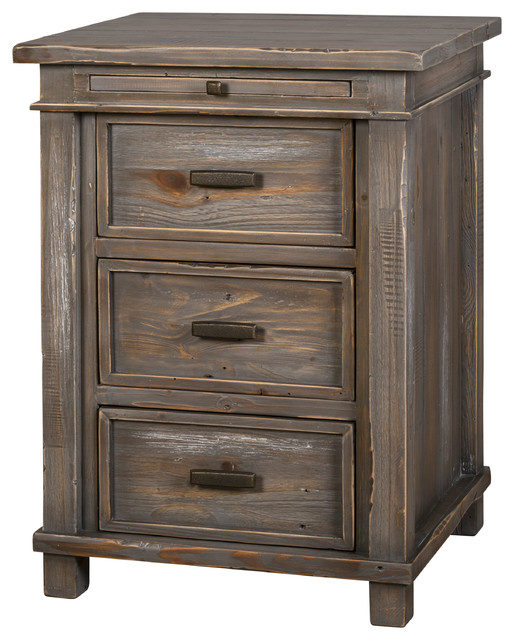 Toulouse Nightstand Bedroom Products Vancouver By