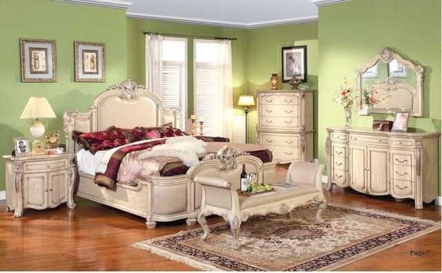 mcferran home furnishings regal marquette bed b8400