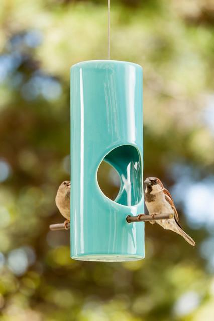 Gainey Modern Bird Feeders Modern Bird Feeders Los