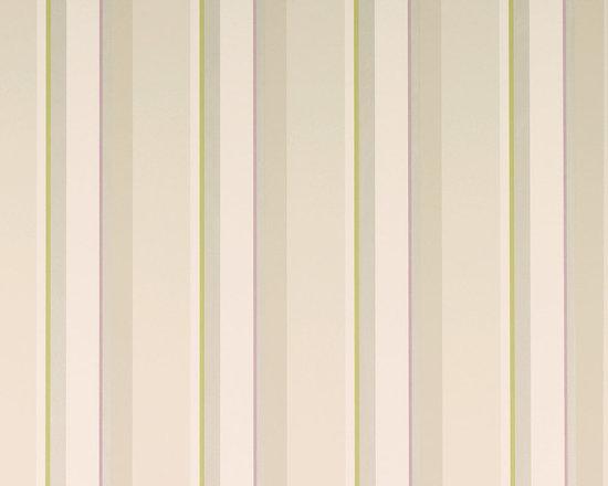Laura Ashley Eaton Stripes Wallpaper -
