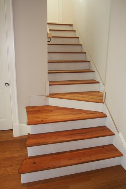 Custom Staircase Craftsman Staircase Other Metro