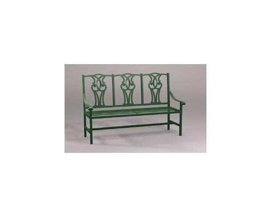 Yorkshire Garden Bench -
