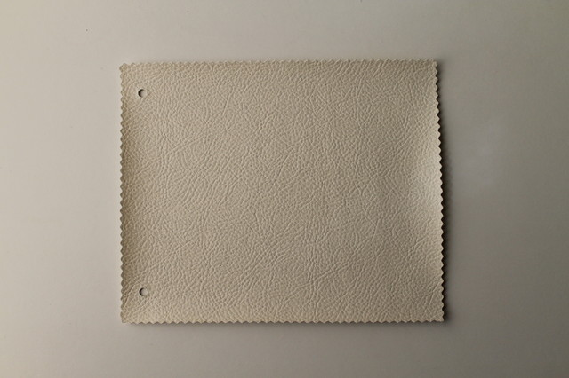 Aries 7079 Cream Faux Leather for Upholstery and Interior Design by FFC modern-upholstery-fabric