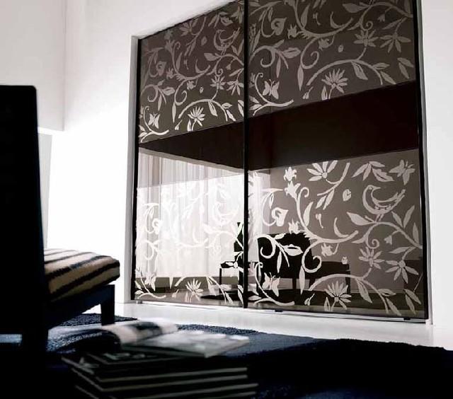 Modern Bedrooms Dark Wardrobes : Modern wardrobes Italian furniture - W 11 - Modern - new york - by ...