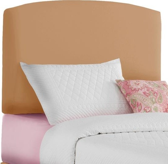 Custom Jude Upholstered Headboard Traditional Headboards By Home Decorators Collection