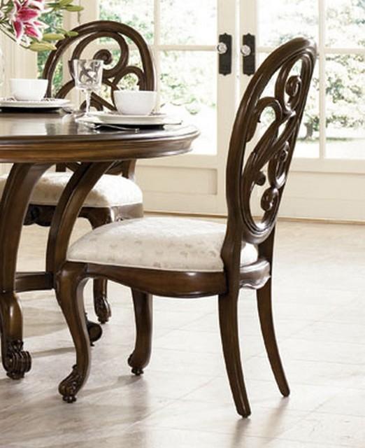 Jessica Mcclintock Dining Room Set: American Drew 908-636 Jessica Mcclintock Couture Splat