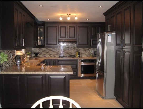 Kitchen Cabinets And Top Modern Toronto By Homey Cabinet Design