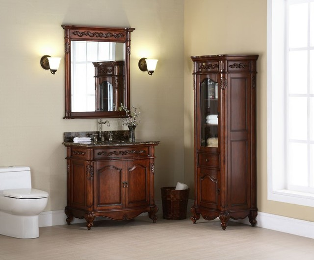 Luxury Bathroom Vanities - Contemporary - Bathroom Vanities And Sink ...