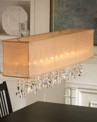 Mimi Linear Chandelier traditional chandeliers