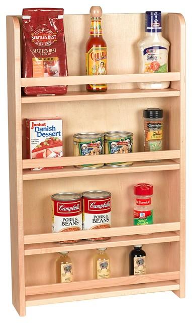 Kitchen Cabinet Spice Storage Kitchen Spice Rack Organizer 15 Contemporary Spice Jars And