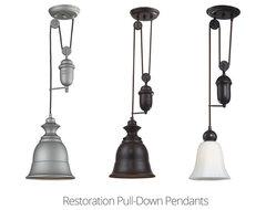 Adjustable Pendant Lighting pendant-lighting