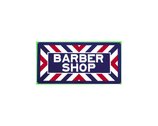 Barber Sign Barber Shop -