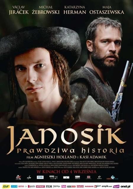 Janosik. Prawdziwa historia 11 x 17 Movie Poster - Polish Style A prints-and-posters