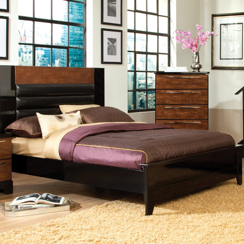 Eclipse Panel Bed modern-panel-beds