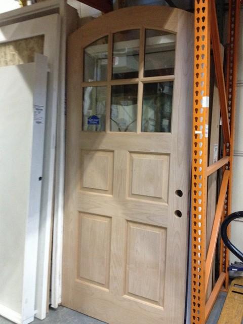Mountain View Custom Millwork Door Replacement ...